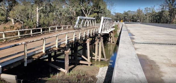 Gee Gee Bridge Replacement